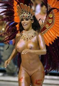 La locura sensual del carnaval en Brasil