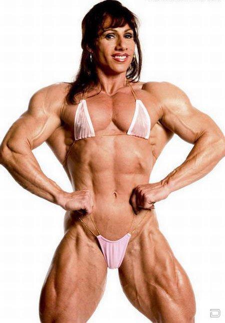 Putas Super Musculosas