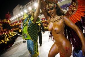 Carnaval Brasil, inolvidable orgía de música y erotismo