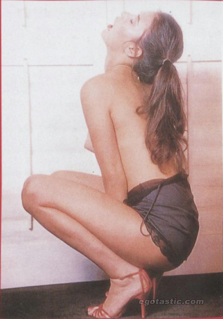 Demi Moore embarazada y desnuda: el escándalo de