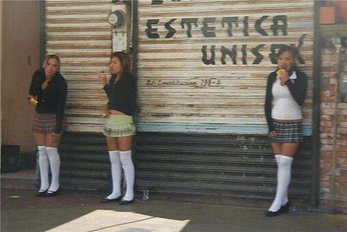 la prostiticion santiago segura prostitutas