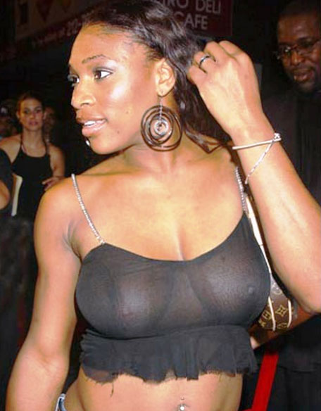 Remarkable, very Serena williams hot boobs for