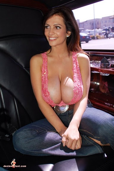 Denise milani fotos de sexo