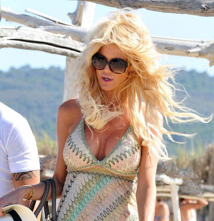 Victoria Silvstedt VIDEO, humor adulto online