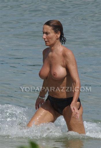 Mujer fea pic viejo desnudo
