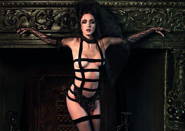 Fotos de Paz Vega desnuda en Lucia y el Sexo