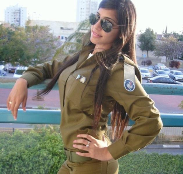 TENEMOS QUE DECLARAR LA GUERRA A UCRANIA COMO SEA, ¡YA! - Página 8 Chicas-ejc3a9rcito-israel1