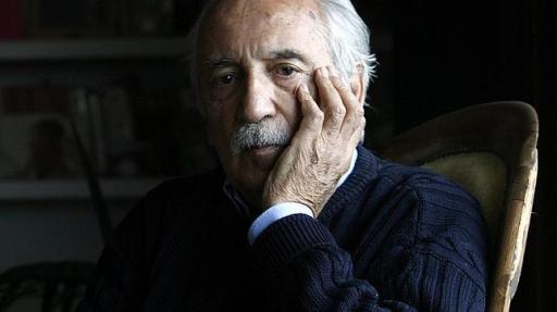 YOLANDA CARDO Salvador Pániker, fotografiado en 2008