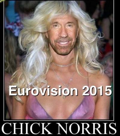 Hasta el rudo Chuck Norris puede servir de base