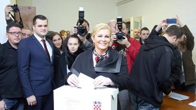 Presidential elections in Croatia