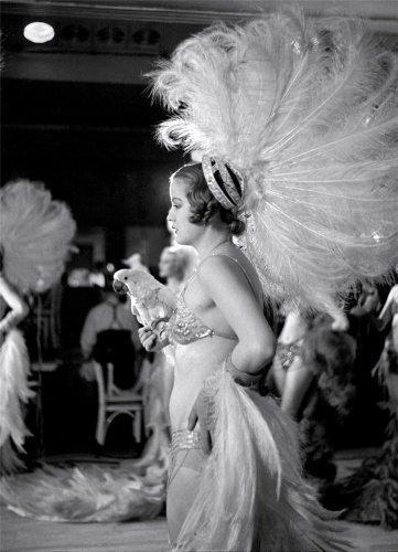 Bailarín, 1936