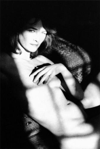 Charlotte Rampling by Jean Loup Sieff