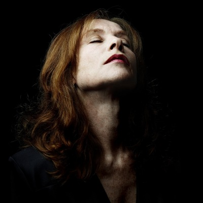 Isabelle Huppert by Denis Rouvre