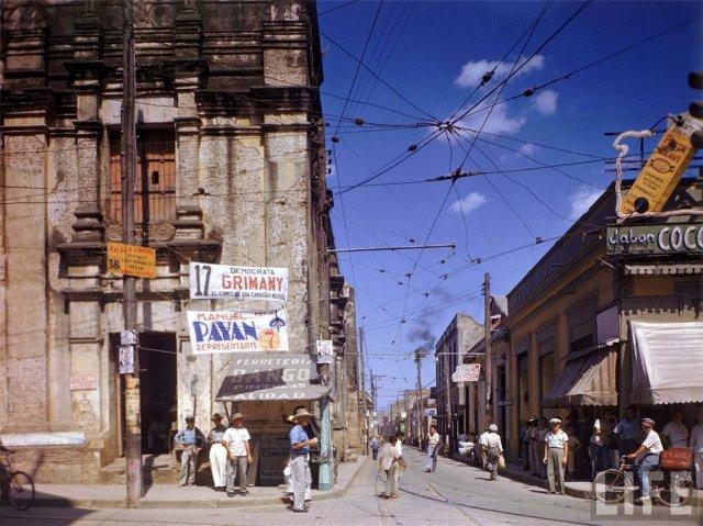 La vida cotidiana en Cuba de 1946.