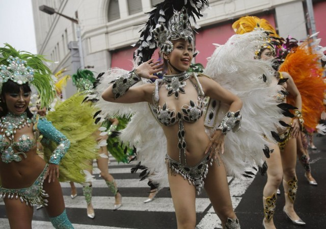 Carnaval Samba de Asakusa, 2