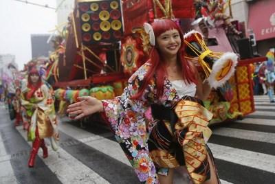 Carnaval Samba de Asakusa, 3