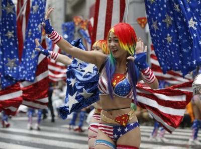 Carnaval Samba de Asakusa, 4
