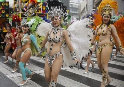 Carnaval Samba de Asakusa, 5