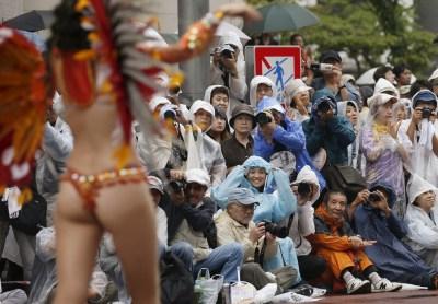 Carnaval Samba de Asakusa, 6