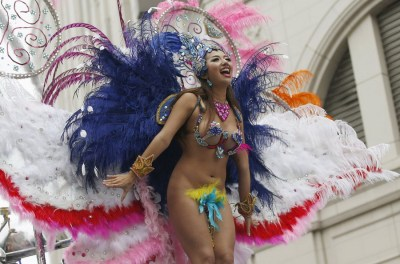 Carnaval Samba de Asakusa