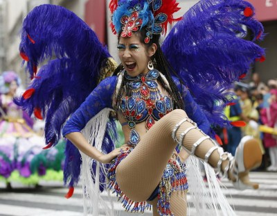 Carnaval Samba de Asakusa,1