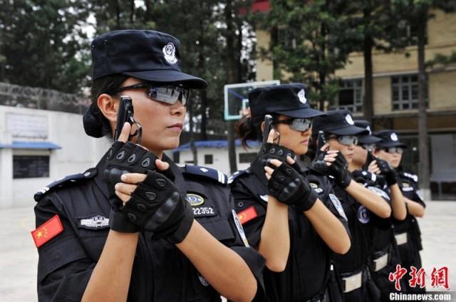 china-policía