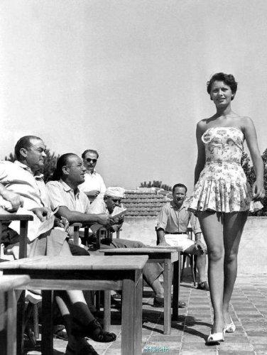 Sofía Loren, 1950