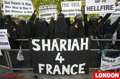 sharia-francia