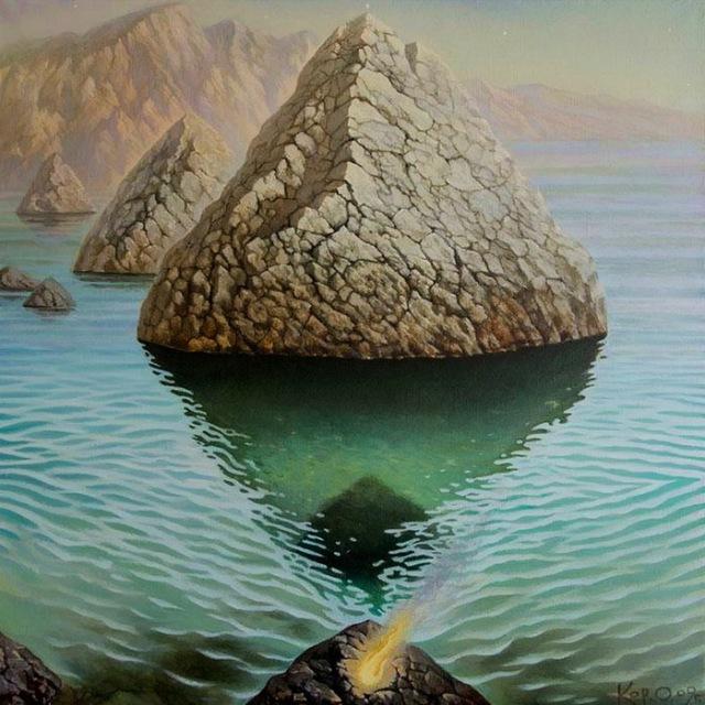Pintura de Oleg Korolev